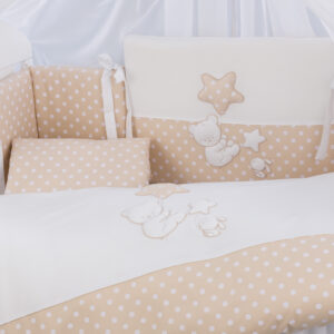 Bērnu gultas veļas komplekts TUTTOLINE no 6 daļam
