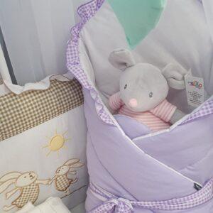 Спальный конверт для новорожденных VIOLET