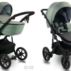Детская Коляска BEXA IDEAL 2020 ID 03 2в1