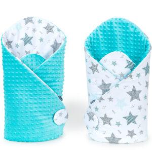 Конверт одеяло turkus для выписки (для новорождённого)