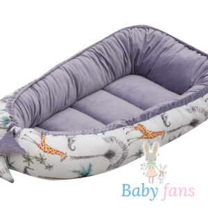 Многофунциональная подушка-гнездо для новорожденного Ми-Ми принц
