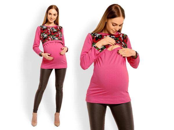 Hūdijs grūtniecēm, topošajai māmiņai, ar barošanas funkciju