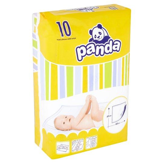 Детские одноразовые пелёнки 60 на 60 см 10 штук