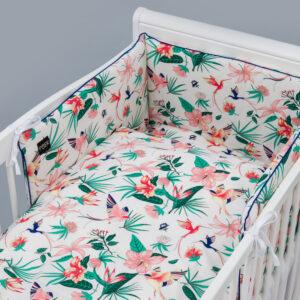 Bērnu gultas veļas komplekts Versace Firmas TUTTOLINA