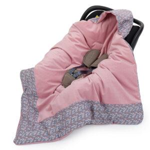 Одеяло в автомобильное кресло MAMO TATO