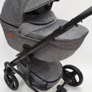 Mikrus Baby Collection GREY 2in1