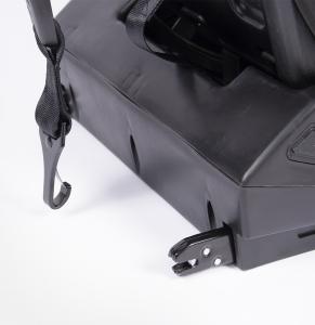 Autokrēsliņš AGA2 HAMILTON GREY 0-36 kg isofix