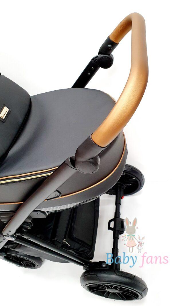 CAMARELO ZEO Eco BLACK /gold/ 2in1