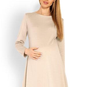 Современное Классическое Платье для беременных