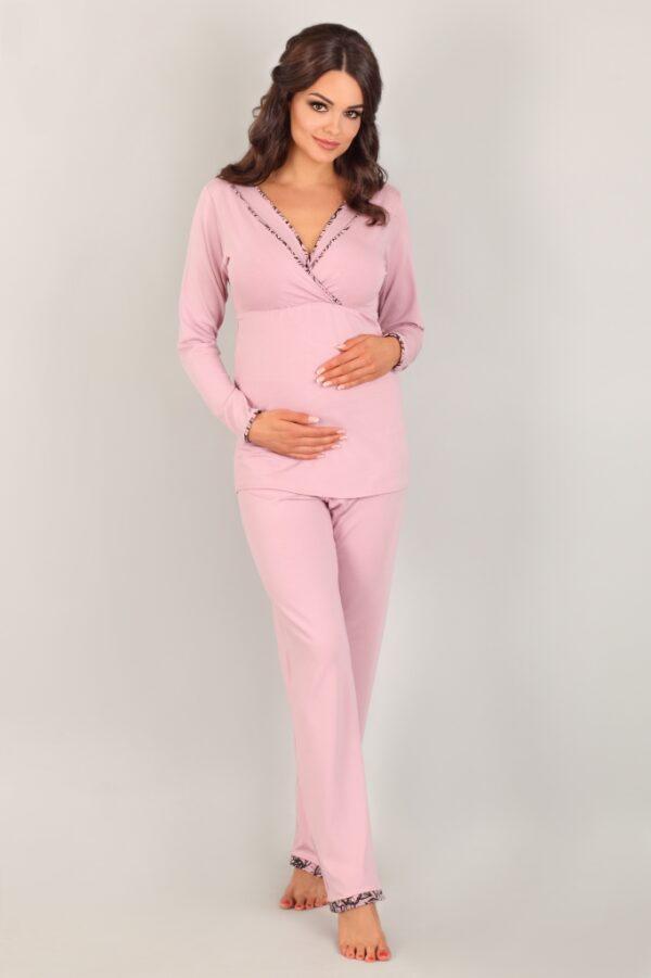 Pidžama krekls un bikses Topošām māmiņām LUPO line