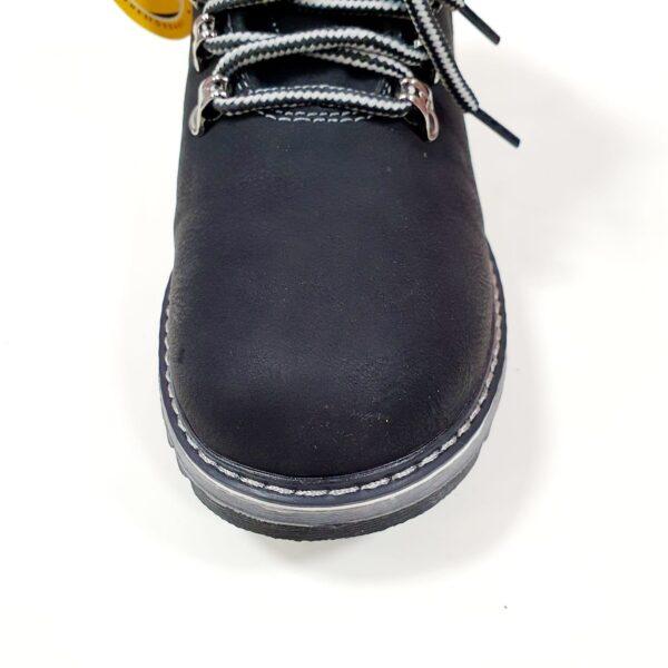 Bērnu apavi zēniem Puszābaki ar šņorēm CLIBEE