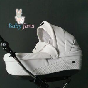Классическая детская коляска ROAN EMMA E-17 2в1