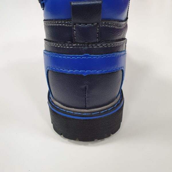 CLIBEE полусапожки для мальчиков синего цвета