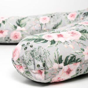 Подушка для будущей мамы 170 см Flowers