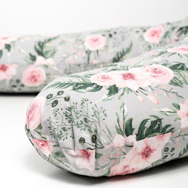 Barošanas spilvens MĀMIŅĀM 170 cm Flowers