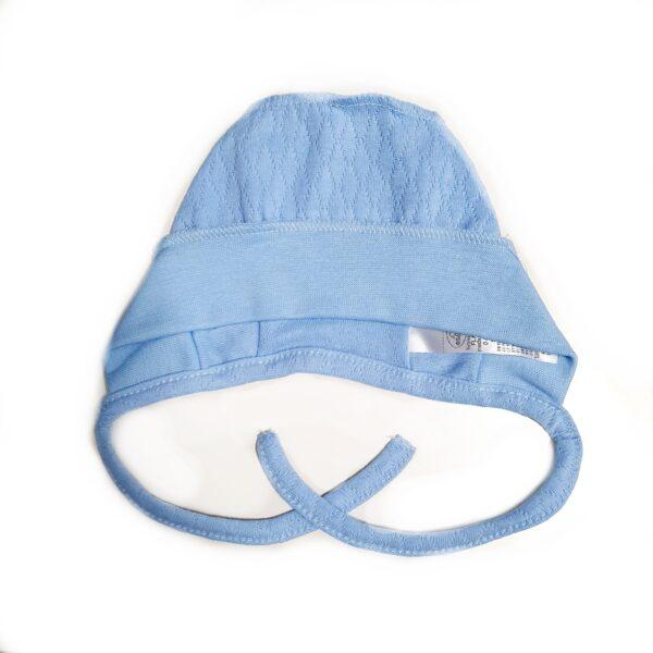 Хлопковая шапочка 40 см однотонная