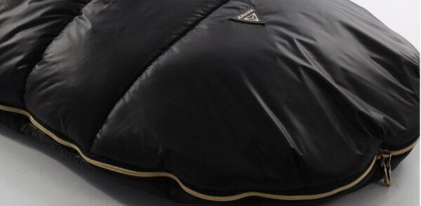 Ratu guļammaiss ar oderi JUNAMA BLACK