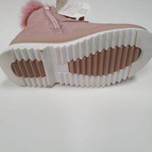 Зимние детские ботинки для девочки Clibee