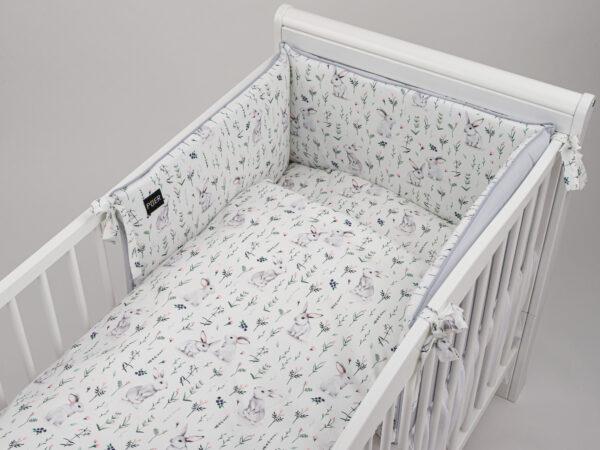 Комплект детского постельного белья PUER из 5 частей