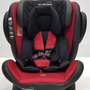 Bērnu Autokrēsliņš  AGA Design 0-36 kg