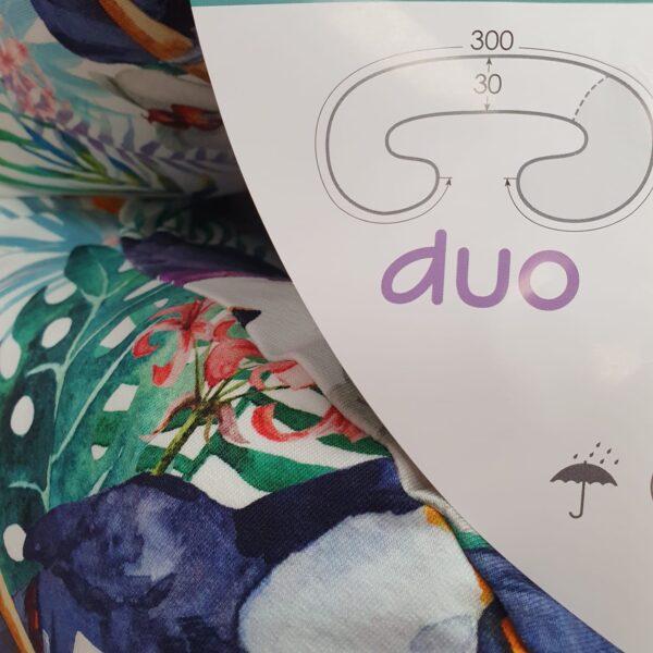 Многофункциональная подушка для беременных TUKAN