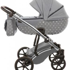 Детская коляска Tako Laret Imperial графит 2в1