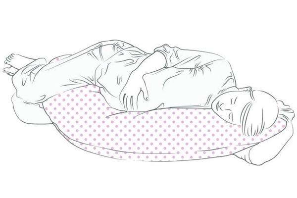 Подкова -подушка для беременных и молодых мамочек