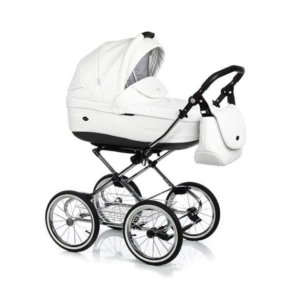 Klasiski bērnu ratiņi ROAN EMMA E17 2in1