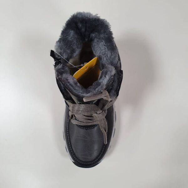 CLIBEE полусапожки на шнурках для мальчиков