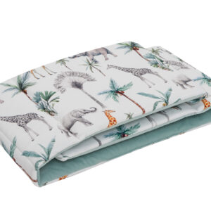Apmale bērnu gultiņai PUER Safari 180 cm