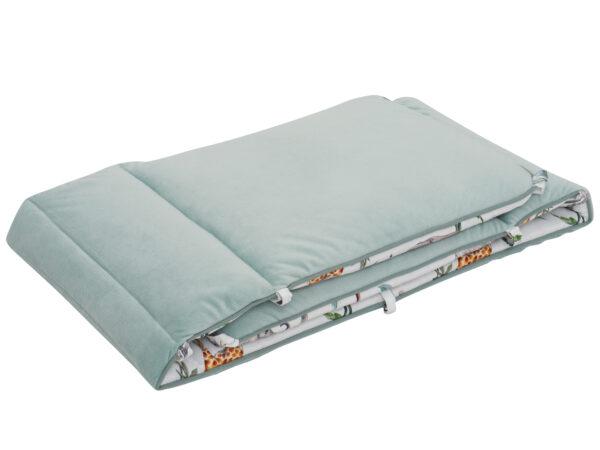 Бортик в кроватку 180 см PUER Safari