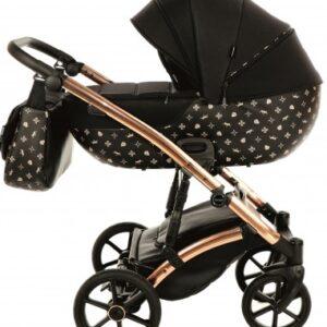Детская коляска Tako Laret Imperial чёрный 2в1