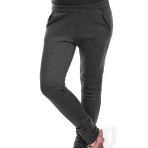 Спортивные штаны для беременных BLACK