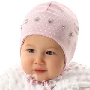 Хлопковая шапочка AZALIA 40 размер
