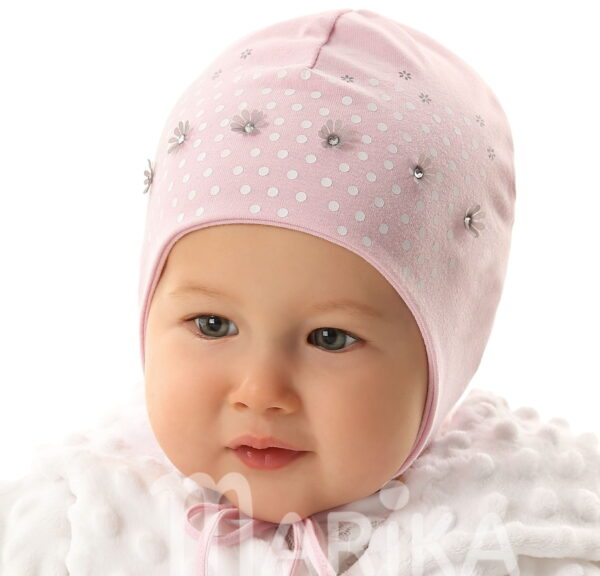 Хлопковая шапочка NEL размер 36
