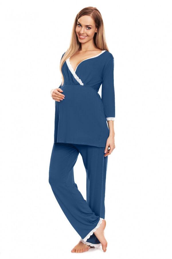Брючная пижама для кормящей мамы PKBOO