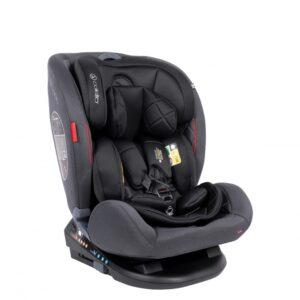 Autokrēsliņš COLETTO CASCADE ISOFIX Grey (0-36 kg)