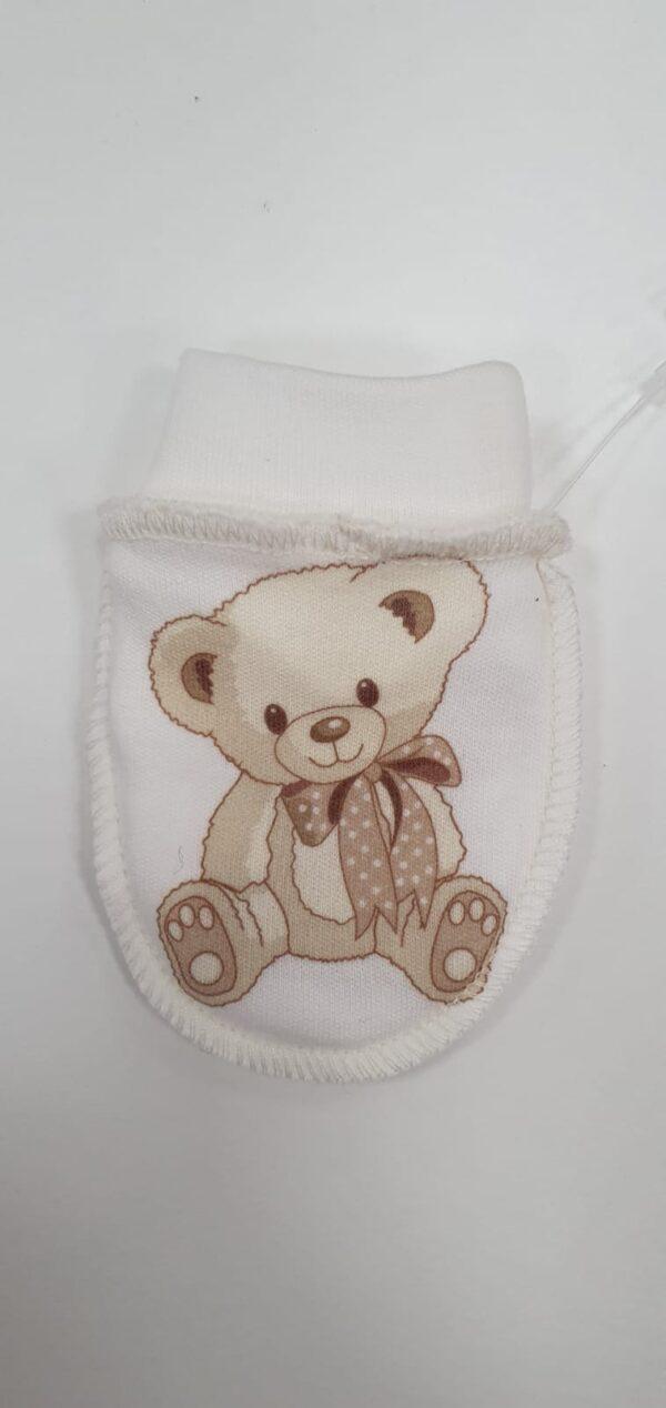 Антицарапки для новорожденных рисунок животные