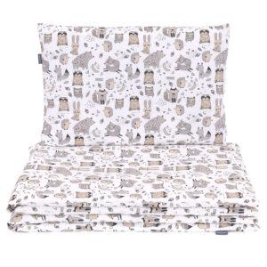 Komplekts BOR Bērnu gultas veļas 100×135 no 4 daļam